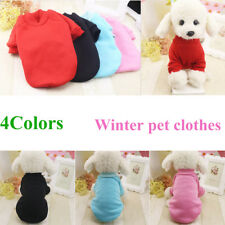 Small Pet Vest Puppy Clothes Dog Cat T Shirt Princess Outfit Apparel Costume New