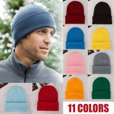 Spring Hip hop 11 Colors Womens Mens Slouchy Beanies Winter Warm Hats Casual