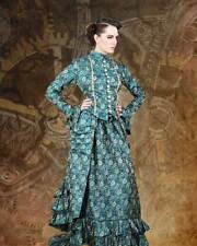 Duchess Judith 2-pc Ensemble Long Victorian Steampunk Dress