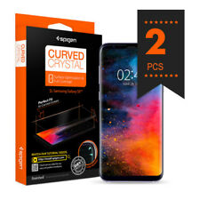 Spigen Curved Crystal Screen Protector Protection Flim Samsung Galaxy S8 S8Plus