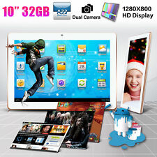 "10"" Inch 32GB Google Android 4.4 Quad Core Dual Camera WIFI Tablet PC"