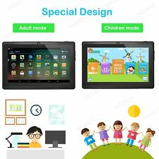 XGODY 7'' Tablet PC Quad Core Google Android 4.4 8GB Dual Camera Bluetooth Kids