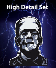 Frankenstein Airbrush Stencil Multi Layer Template Spray Vision Best Characters!