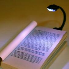 Clip On Book Reading Light Bright Led Lamp Booklight For Amazon Kindle Wifi  UP