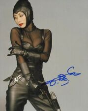 Bai Ling Autographed Signed Leather Assassin Photo AFTAL