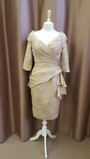 Ian Stuart Mother of the Bride/Groom outfit. ISL 728 UK 10