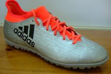 ORIGINAL MENS ADIDAS X 16.3 TF ASTRO TURF FOOTBALL TRAINERS UK SIZE 9.5 10.5 12