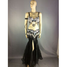belly dance costume wear stage performance 5-piece Belly dancing skirt dress set