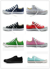 Women Man ALL STARs Chuck Taylor Ox Low High Top shoes casual Canvas Sneakers#aa