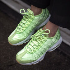 Nike WMNS AIR MAX 95 WQS Light Liquid Lime Size 5 6 7 8 9 Women's Shoes 919491-3