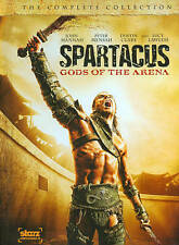 Spartacus: Gods of the Arena - The Complete Collection (DVD) Never Viewed