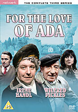 For The Love Of Ada - Series 3 - Complete (DVD, 2011) Irene Handl