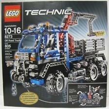 Lego Technic 8273: Off Road Truck   100% Complete   Retired
