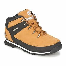 Timberland Junior Boys 1599A Euro Sprint Hiker Casual Boots Wheat (#9089)