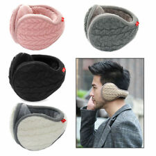 New Unisex Earmuffs For Cold Weather Foldable Cozy Furry Warm Ears For Men Women