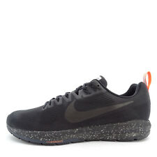 Nike Air Zoom Structure 21 Shield [907324-001] Men Running Shoes Triple Black