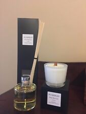 FS CANDLES - Deluxe Handmade Soy Candle with Wooden Wick