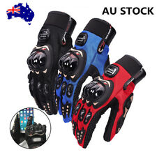 Touch screen Full Finger Gloves Winter Outdoor Racing Riding Motorcycle Cycling