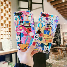 Cartoon cute Magic Toy Story laser Sparkle case Cover for iPhone X 8 7 6 6S Plus