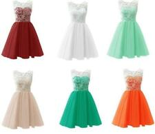 New Short prom dresses Cocktail Homecoming Dresses Evening Party wedding H865RF