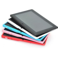 Multi-color 7 Inch WIFI Quad Core Tablet PC HD 1024*600 Google Play Android 4.4