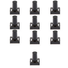 100 Pieces Mini / Micro / Small PCB Momentary Push Button Switch SPST