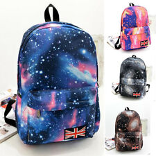 Galaxy School Bag Backpack for Teen Teenage Girls Kids Unisex Collection Canvas
