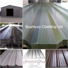 METAL ROOFING PROFILE SHEETS 32/1000  ROOF SHEETS   **UK MANUFACTURED**