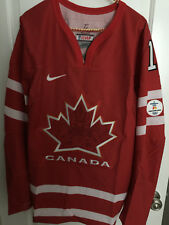 2010 Nike IIHF On Ice Authentic Winter Olympic Team Canada Hockey Jersey Rd / Wh