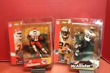 FOOTBALL McFarlane's ACTION FIGURES CHOICE D. McALLISTER or PRIEST HOLMES