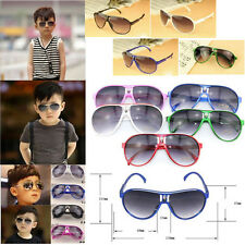 Child NICE Children Boys Girls Kids Plastic Frame Sunglasses Goggles Eyewear AA
