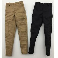 1/6 Clothes Pants Trousers For 12'' Hot Toys Sideshow Enterbay Action Figure
