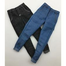 1/6 Clothes Jeans Pants Trousers For 12'' Hot Toys Sideshow Enterbay Figure