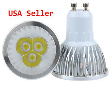 Salt † Light Bright GU10 LED Spotlight Dimmable LED Tracklight 6W Cool Wht 450LM