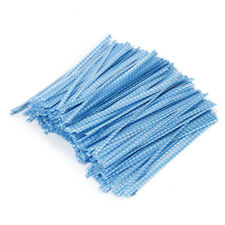 Metallic Twist Ties Wire for Cello Bags Cake Pops 4 Inch 10cm Pack of 500