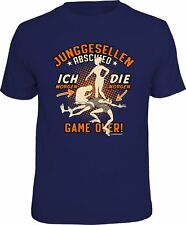 Young Journeymen Abschied T-Shirt - I Morning - Game Over - Bachelor´s Party