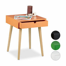 Night Stand Bedside Table End Table Side Table with Drawer Wooden Night Table
