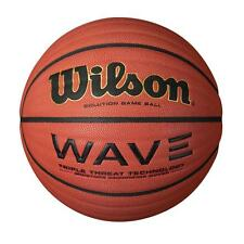 Wilson Wave Solution Game Ball Basketball - Size 7 (Full Size) - RRP: £65.00