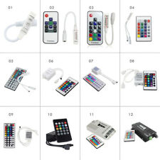 3/10/20/44 Key IR RF Music Remote Controller Dimmer for 3528 5050 RGB LED Light