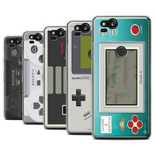 STUFF4 Gel/TPU Case/Cover for Google Pixel 2/Games Console