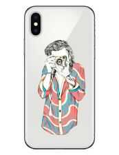 For Iphone 5 6 7 8 Plus X 10 Case Cover Harry Styles One Direction Photographer