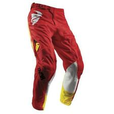 Thor Pulse Air Radiate Motocross Pants 2018 - RED MOTOCROSS ENDURO MX Cross