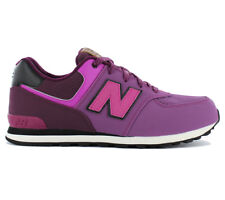 New Balance Classics 574 Shoes Women's Sneakers Violet Sneakers Leisure NEW