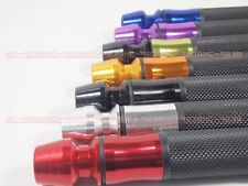 """7/8"""" Hand Grips Handlebar for Aprilia RSV RSV1000 Mille R RST 4 1000 Tuono 19A#G"""
