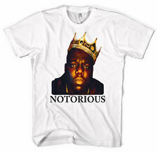 Notorious BIG Biggie Smalls Tupac Unisex T shirt All Sizes Colours