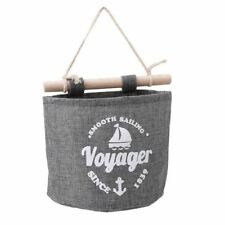 Portable Foldable Cotton Fabric Storage Bag For Wardrobe Room Decor