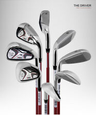 Woman Ladies Golf Set 13 Piece Graphite Driver And Steel Shafted With Iron