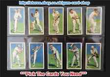 Player's - Cricketers 1930 (G) Pick The Cards You Need