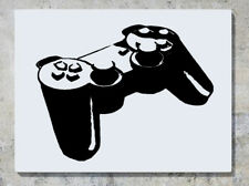Playstation Controller Gamepad Joystick Wall Art Decal Sticker Picture Poster