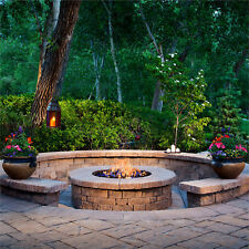 Fire Glass Beads | Indoor & Outdoor Fire Pits or Fireplaces